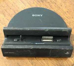 Official Sony PSP Go Docking Station/Charging Cradle Base PSP-N340- Playstation