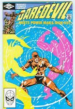 Daredevil 178 Jan 1982 Frank Miller Power Man Iron Fist