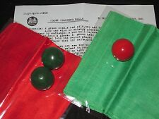 Color Changing Balls Magic Trick - Wooden Magic Props, Stage, Christmas Trick