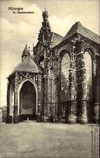 NIJMEGEN Holland Nimwegen Gelderland Stephanus Kerk Kirche um 1910 ungelaufen