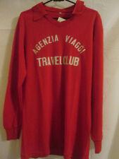 Agenzia Viaggi Travel Club 1970's Camiseta De Fútbol Talla / 14803