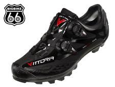 Vittoria IKON MTB Shoes (Black)  size 45 (Asian fit)
