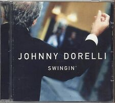 JOHNNY DORELLI - Swingin' - CD 2004 NEAR MINT CONDITION