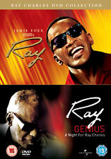 DVD:RAY CHARLES - GENIUS - A NIGHT FOR RAY CHARLES - NEW Region 2 UK 76