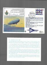 Concorde - Signed Military Cover - 1979 - RAF FF4