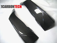 09-2014 YAMAHA YZF R1 CARBON FIBER REAR EXHAUST COVERS