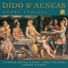 Henry Purcell Dido and Aeneas 0822252230925 CD