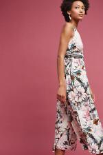 NWT Anthropologie Plenty by Tracy Reese Gwyneth Floral Jumpsuit sz 14
