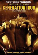 Generation Iron, (DVD) (FORMER RENTAL) (FAST SHIPPING!)