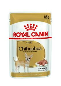 Royal Canin Chihuahua Adult Wet Dog Food - 12 x 85g Pouches