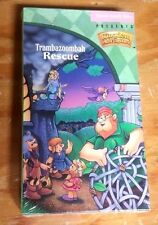 KINGDOM ADVENTURE Trambazoombah Rescue VHS Video Christian Puppet Fantasy NEW