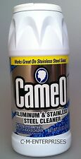 Cameo Aluminum & Stainless Steel Cleaner 10 oz