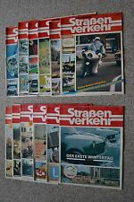DDR Der deutsche Straßenverkehr Jahrgang 1985 komplett