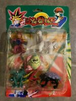 Vintage 2000 Yu-Gi-Oh! Action Figure Toys Bootleg Clones In Package