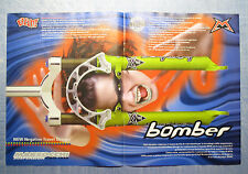BICMON997-PUBBLICITA'/ADVERTISING-1997- BOMBER BAM by MARZOCCHI (2 fogli)