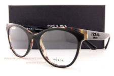 Brand New Prada Eyeglass Frames PR 05WV 389 Black/Havana For Women Size 53