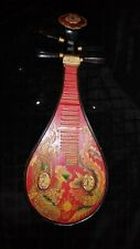 "25"" Full Size Authentic Vintage Old Dragon Dynasty Palace Dragon Chinese lute"