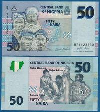 50 Nigeria Nigeriana 2006 UNC P. 35