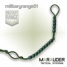 Marauder Ranger Pace/Step Counter Beads - Para Cord - Cubs Scouts Cadets Army