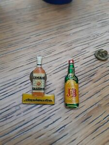 Pins pin's bouteille alcool ricard bouteille JB whisky