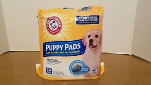 """Arm & Hammer Ultra Absorbent Puppy Pads - 50 count 22.5"""" x 22.5"""""""