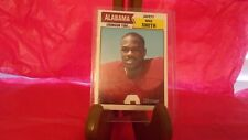 1988 WINNERS ALABAMA FOOTBALL CARD-MIKE SMITH - SAFETY - GAINESVILLE, FL