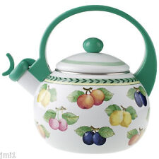 Villeroy & Boch FRENCH GARDEN Whistling Tea Kettle