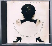 MIA MARTINI LA MUSICA CHE MI GIRA INTORNO CD F.C.