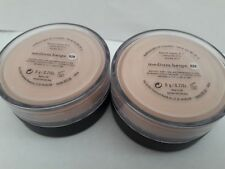BARE MINERALS  ESCENTUALS SPF 15 -  Matte MEDIUM BEIGE N20 (PACK of TWO)