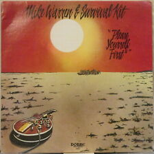 MIKE WARREN AND SURVIVAL KIT  Please Yourself First LP Jazz-Rock w/Tom Rainer