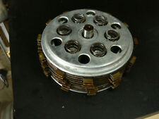 1981 SUZUKI GS650E  CLUTCH pack with disc and springs