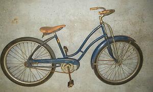 Huffy vintage step thru bike 1953? 1963?