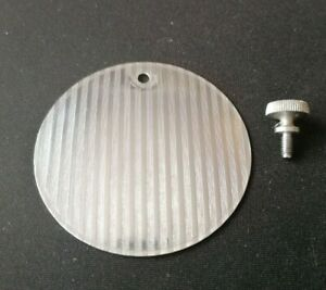 Simanco Singer 1950's Sewing Machine Striated Arm Side Cover Part Number 125425