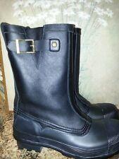 Hunter  Original Biker boot  Black Boot Mens size 9 M $285