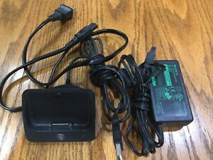 Sony PEGA-UC600 USB Cradle for Clie PEG-T/SL/SJ Series With AC Adapter