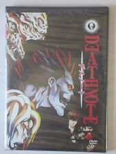 New DeathNote Complete Collection 4-DVD Eps 1-37 TV Anime Series Death Note