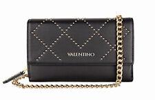 Valentino Mandolino Pochette Nero, Women's Bag Handbag Shoulder Bag