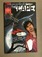 THE CAPE 1 Joe Hill signed 1st print RE LOCKE AND KEY Jason Ciaramella Horns
