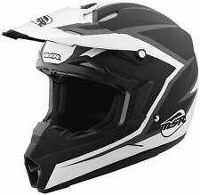 MSR Assault Helmet (White/Black) YTH MD