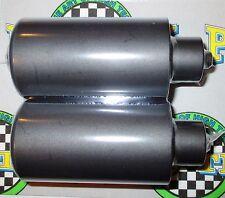 Frame Slider Protector Honda 1997 1998 1999 CBR1100XX Blackbird Slate Grey Pucks