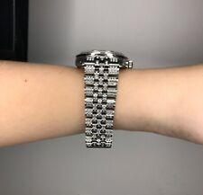Rolex jubilee bracelet iced out band strap