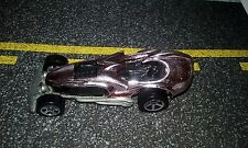 1993 Hot Wheels Metallic Pink Die Cast Car Drivers Unknown As Pictured Pre-owned