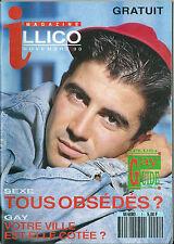 ILLICO # 1 1990 Gay homosexualité LGBT