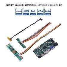 Best M.NT68676.2A HDMI DVI VGA Audio LCD LED Screen Controller Board Kit Set TM