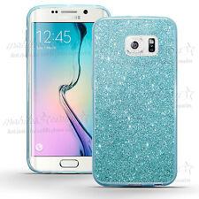 Cover Case Ultra Thin Slim TPU Gel Skin Pouch for Samsung Galaxy S8 S6 Edge