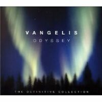 """VANGELIS """"ODYSSEY - THE DEFINITIVE COLLECTION"""" CD NEW!"""