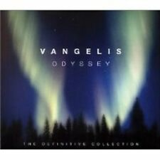 "VANGELIS ""ODYSSEY - THE DEFINITIVE COLLECTION"" CD NEW+"