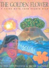 The Golden Flower: A Taino Myth from Puerto Rico, Nina Jaffe, Good Book
