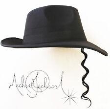 MJ Michael Jackson Hat Fedora Sunglasses Bunch Wig Bangs Imiteta Billie Jean