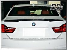 BMW 420i 428i 435i Coupe 2014+ New V Style Carbon Fiber Tail Wing Spoiler